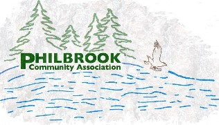 Philbrook Comminity Association logo